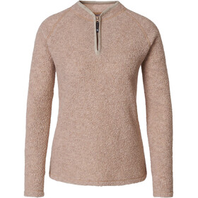 Varg Dragö Wool Jersey Women pear l sand